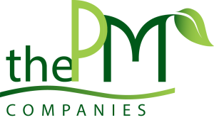 The PM Comapanies Logo